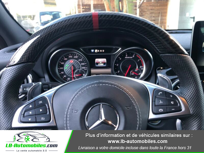 Mercedes GLA 45 AMG 4-Matic Rouge occasion à Beaupuy - photo n°5