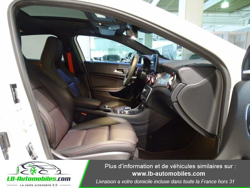 Mercedes GLA 45 AMG 4-Matic Blanc occasion à Beaupuy - photo n°6