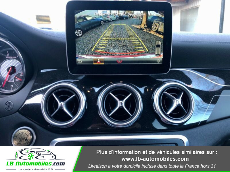 Mercedes GLA 45 AMG 4-Matic Rouge occasion à Beaupuy - photo n°4