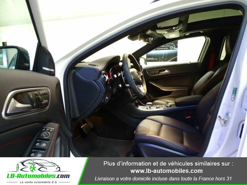 Mercedes GLA 45 AMG 4-Matic Blanc occasion à Beaupuy - photo n°4