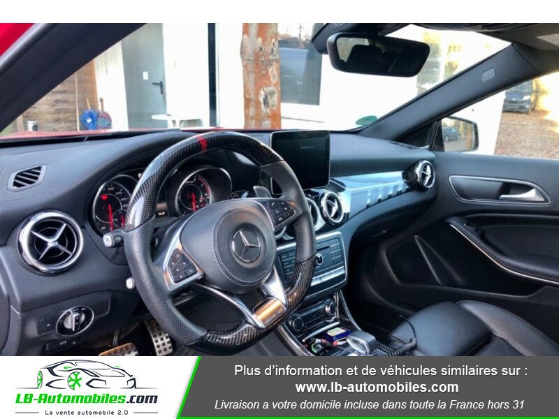 Mercedes GLA 45 AMG 4-Matic Rouge occasion à Beaupuy - photo n°2