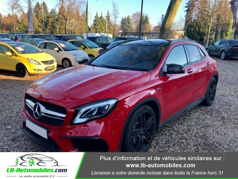 Mercedes GLA 45 AMG 4-Matic Rouge occasion à Beaupuy