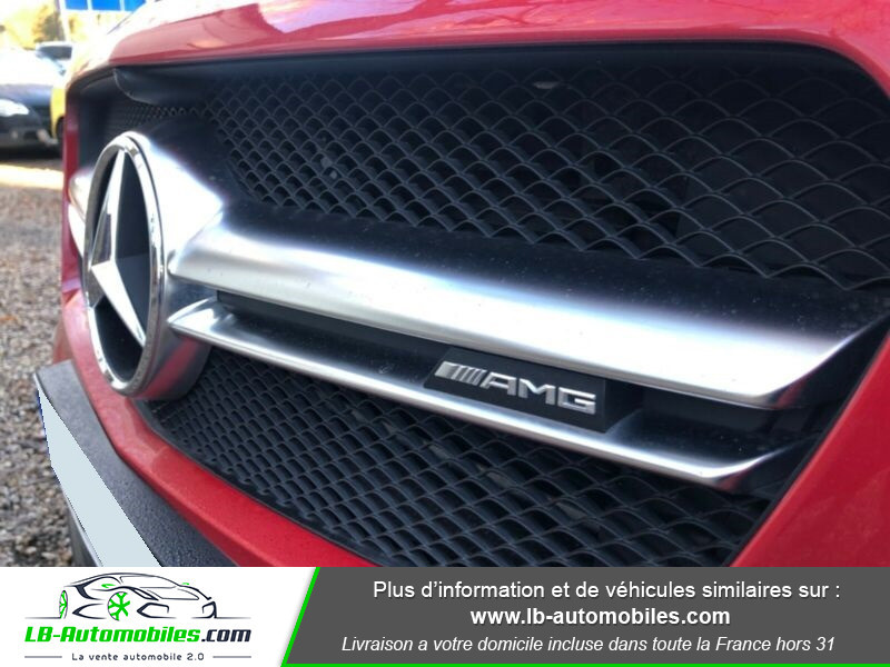 Mercedes GLA 45 AMG 4-Matic Rouge occasion à Beaupuy - photo n°7