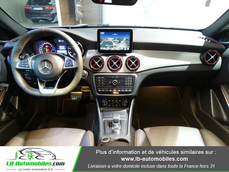 Mercedes GLA 45 AMG 4-Matic Blanc occasion à Beaupuy - photo n°2
