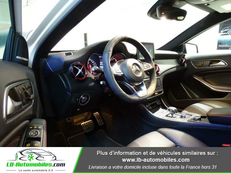 Mercedes GLA 45 AMG 4-Matic Blanc occasion à Beaupuy - photo n°5