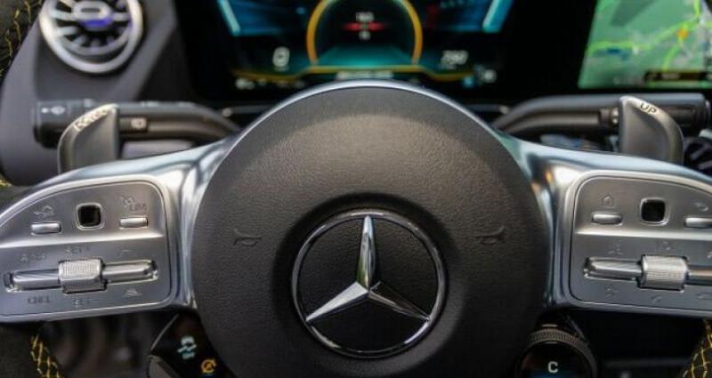 Mercedes GLA 45 S AMG 4MATIC + Gris occasion à Montévrain - photo n°5