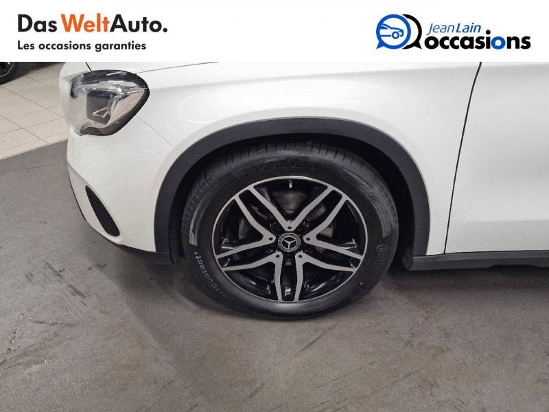 Mercedes GLA GLA 220 d 7-G DCT Sensation 5p Blanc occasion à La Motte-Servolex - photo n°9