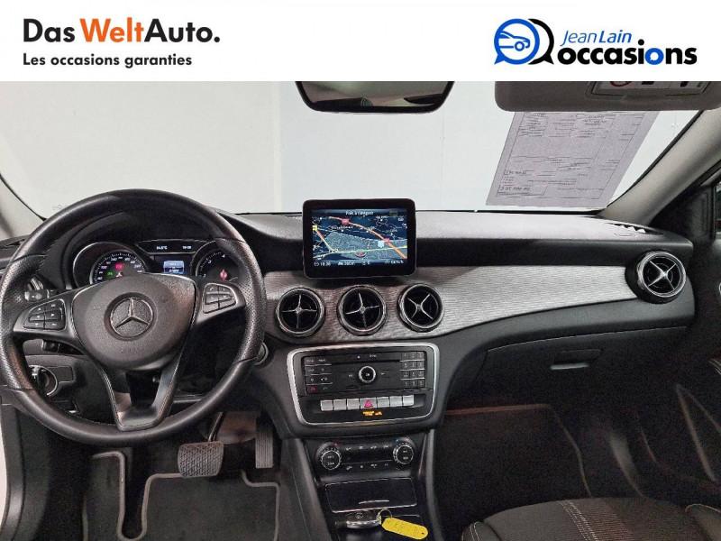 Mercedes GLA GLA 220 d 7-G DCT Sensation 5p Blanc occasion à La Motte-Servolex - photo n°18