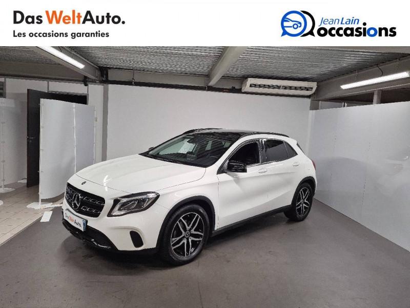 Mercedes GLA GLA 220 d 7-G DCT Sensation 5p Blanc occasion à La Motte-Servolex
