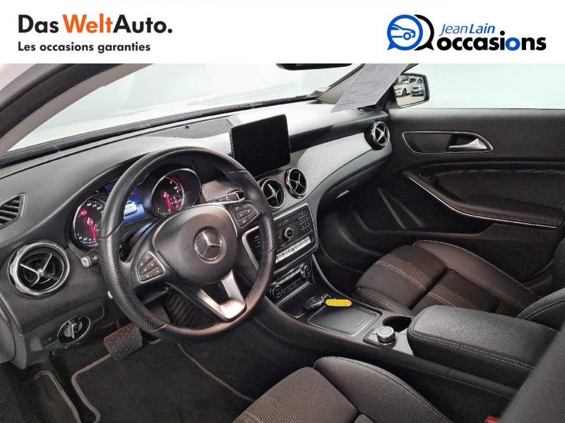 Mercedes GLA GLA 220 d 7-G DCT Sensation 5p Blanc occasion à La Motte-Servolex - photo n°11