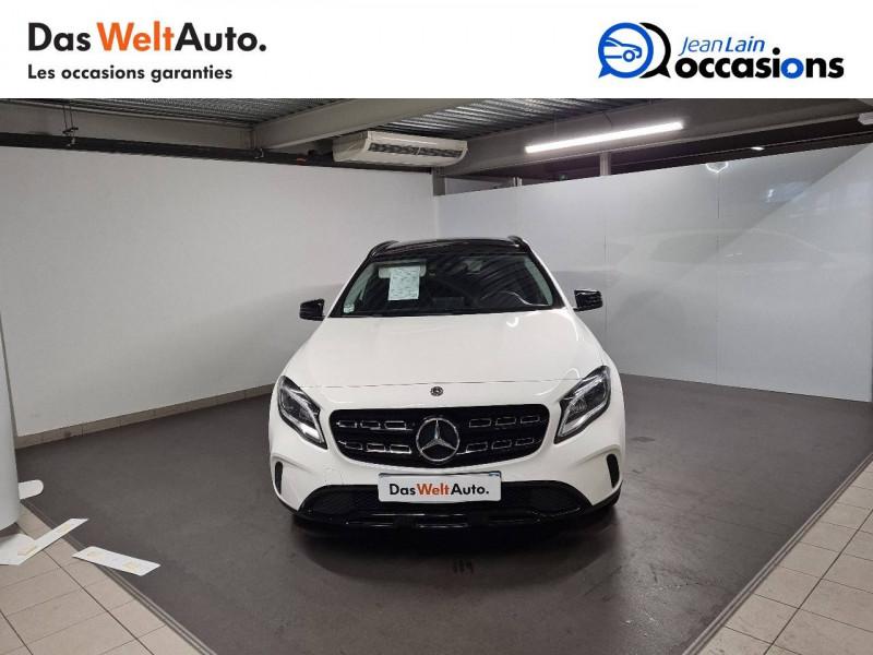 Mercedes GLA GLA 220 d 7-G DCT Sensation 5p Blanc occasion à La Motte-Servolex - photo n°2