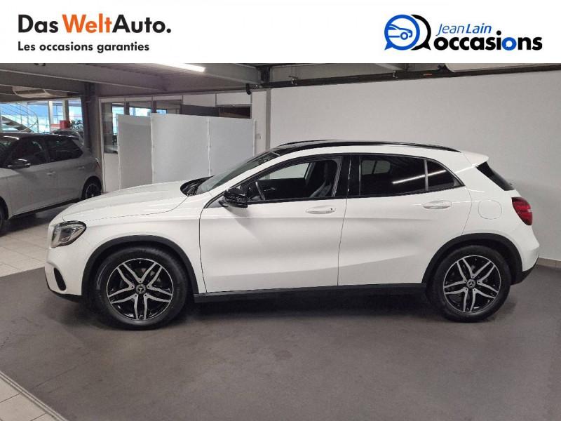 Mercedes GLA GLA 220 d 7-G DCT Sensation 5p Blanc occasion à La Motte-Servolex - photo n°8