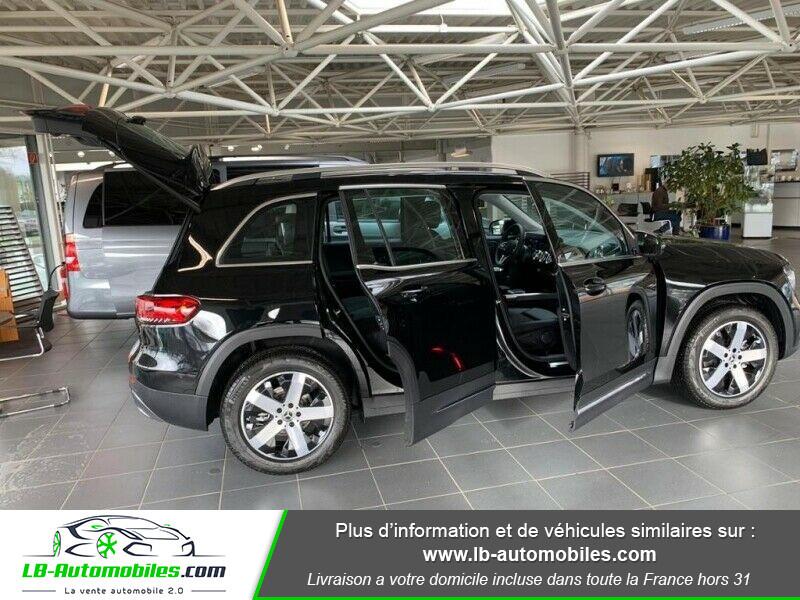 Mercedes GLB 180 d 8G-DCT Noir occasion à Beaupuy - photo n°8