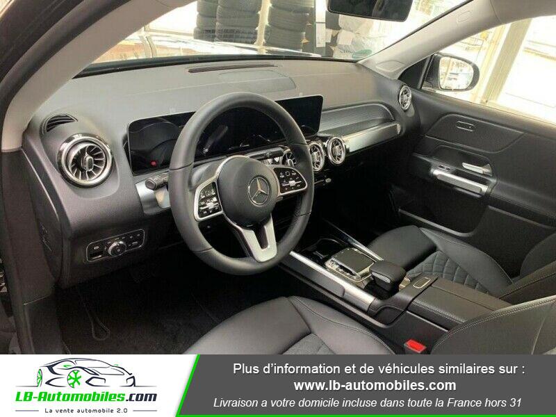 Mercedes GLB 180 d 8G-DCT Noir occasion à Beaupuy - photo n°4