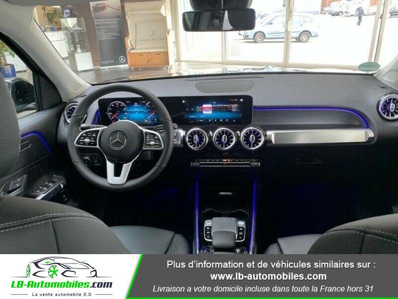 Mercedes GLB 180 d 8G-DCT Noir occasion à Beaupuy - photo n°2
