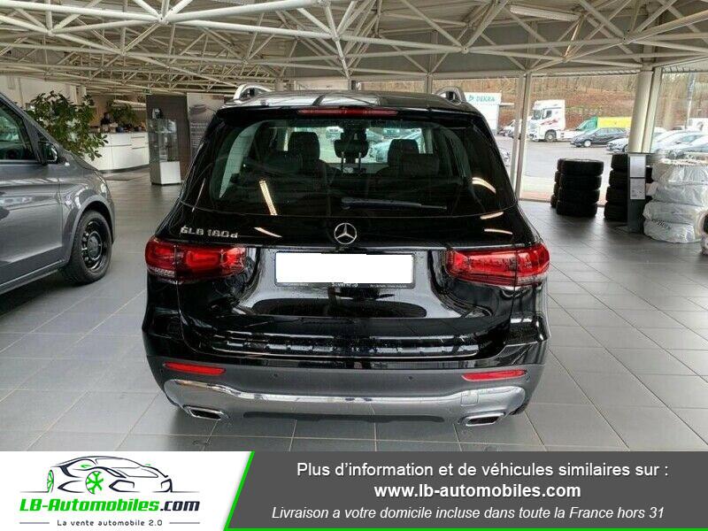 Mercedes GLB 180 d 8G-DCT Noir occasion à Beaupuy - photo n°3