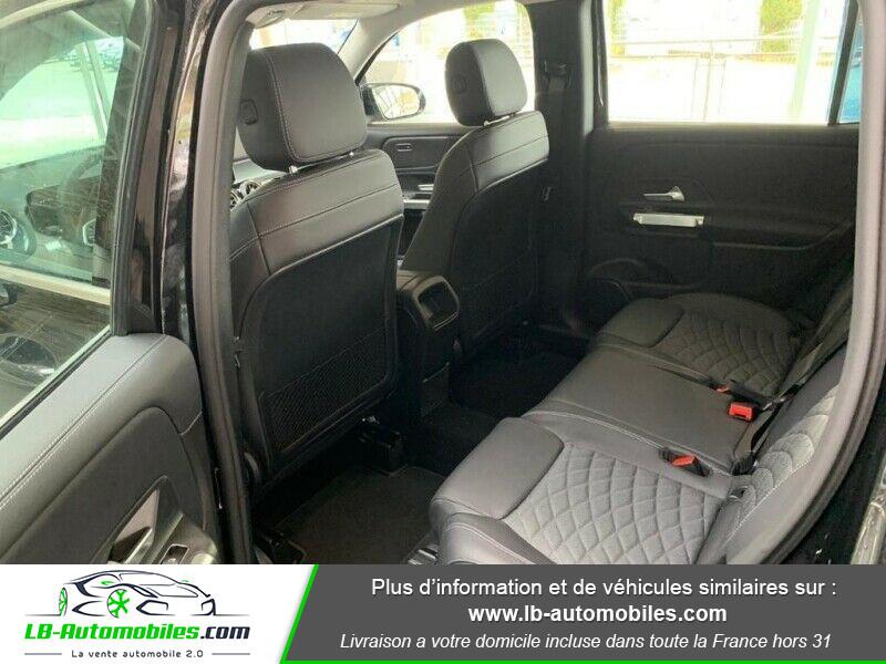 Mercedes GLB 180 d 8G-DCT Noir occasion à Beaupuy - photo n°5