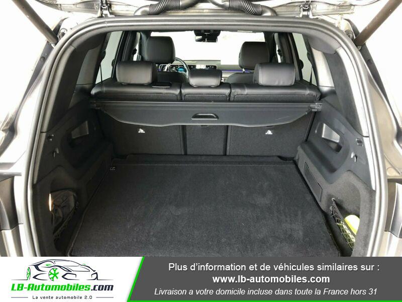 Mercedes GLB 200 d 8G-DCT Gris occasion à Beaupuy - photo n°8