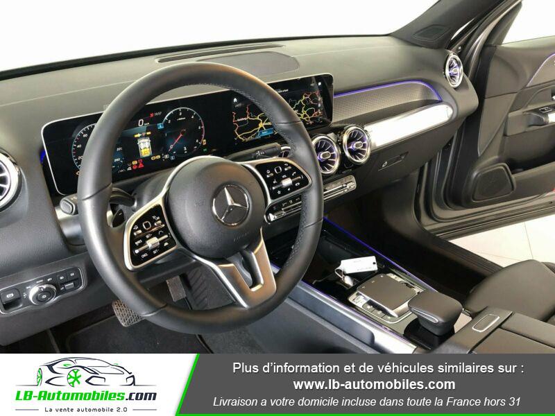 Mercedes GLB 200 d 8G-DCT Gris occasion à Beaupuy - photo n°5