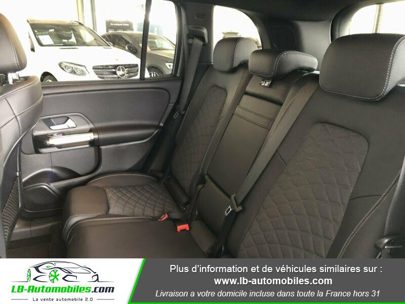 Mercedes GLB 200 d 8G-DCT Gris occasion à Beaupuy - photo n°7