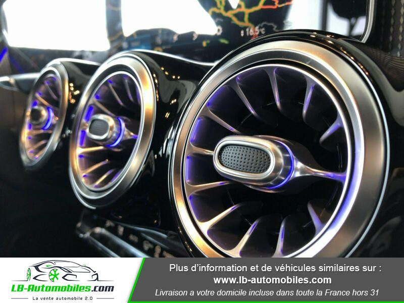 Mercedes GLB 200 d 8G-DCT Gris occasion à Beaupuy - photo n°9