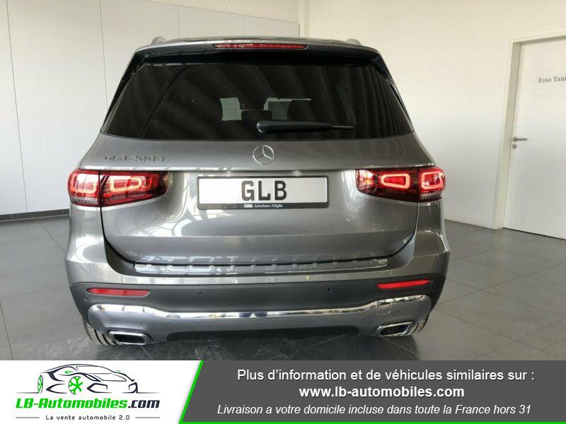Mercedes GLB 200 d 8G-DCT Gris occasion à Beaupuy - photo n°13