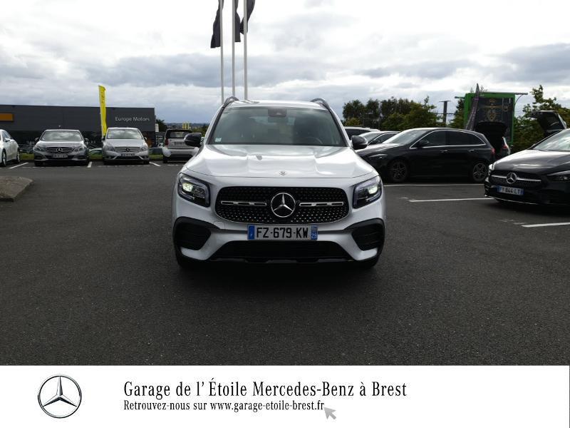 Mercedes GLB 200d 150ch AMG Line 8G DCT Argent occasion à BREST - photo n°5
