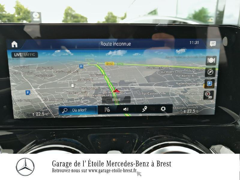 Mercedes GLB 200d 150ch AMG Line 8G DCT Argent occasion à BREST - photo n°8