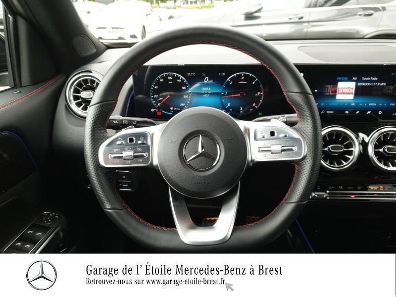 Mercedes GLB 200d 150ch AMG Line 8G DCT Argent occasion à BREST - photo n°7