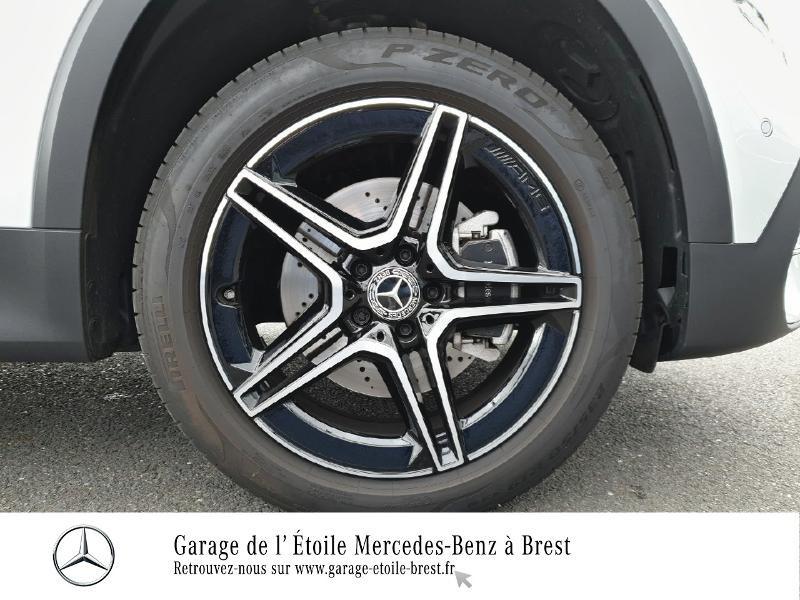 Mercedes GLB 200d 150ch AMG Line 8G DCT Argent occasion à BREST - photo n°13