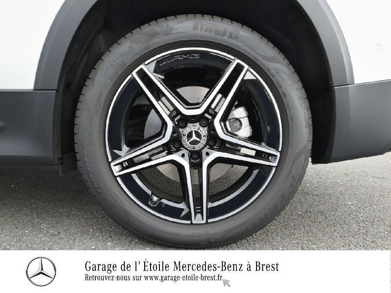 Mercedes GLB 200d 150ch AMG Line 8G DCT Argent occasion à BREST - photo n°15