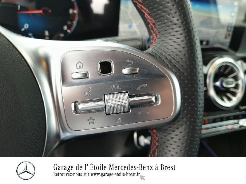Mercedes GLB 200d 150ch AMG Line 8G DCT Argent occasion à BREST - photo n°20