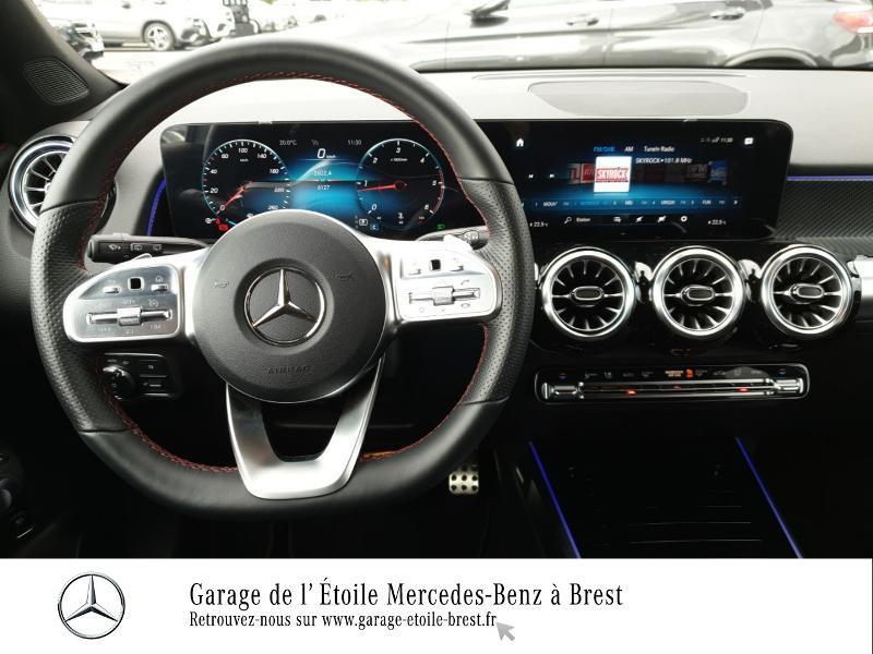 Mercedes GLB 200d 150ch AMG Line 8G DCT Argent occasion à BREST - photo n°6