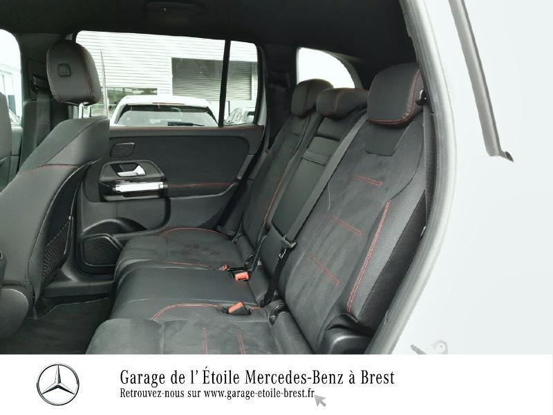 Mercedes GLB 200d 150ch AMG Line 8G DCT Argent occasion à BREST - photo n°11