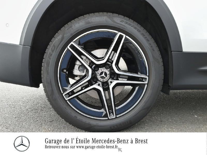 Mercedes GLB 200d 150ch AMG Line 8G DCT Argent occasion à BREST - photo n°14