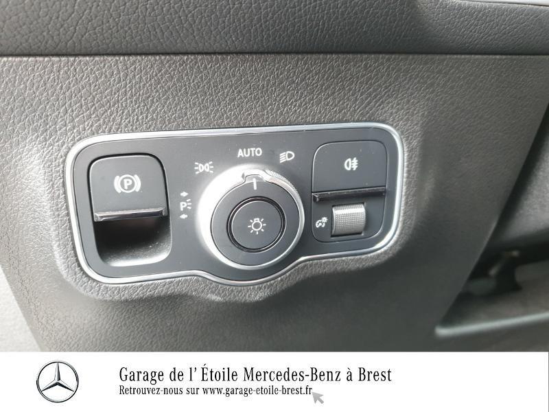 Mercedes GLB 200d 150ch AMG Line 8G DCT Argent occasion à BREST - photo n°18