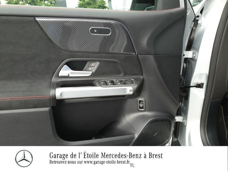 Mercedes GLB 200d 150ch AMG Line 8G DCT Argent occasion à BREST - photo n°17
