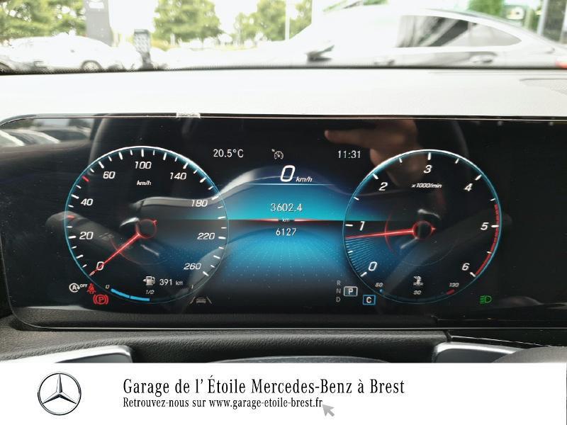 Mercedes GLB 200d 150ch AMG Line 8G DCT Argent occasion à BREST - photo n°9