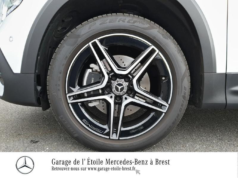 Mercedes GLB 200d 150ch AMG Line 8G DCT Argent occasion à BREST - photo n°16