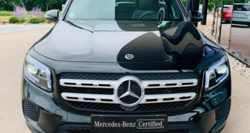 Mercedes GLB 200d 150ch Progressive Line 8G DCT Noir occasion à Arras - photo n°5