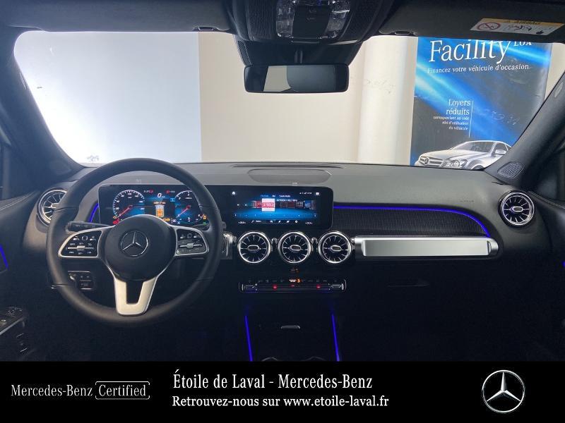 Mercedes GLB 200d 150ch Progressive Line 8G DCT Blanc occasion à BONCHAMP-LES-LAVAL - photo n°6