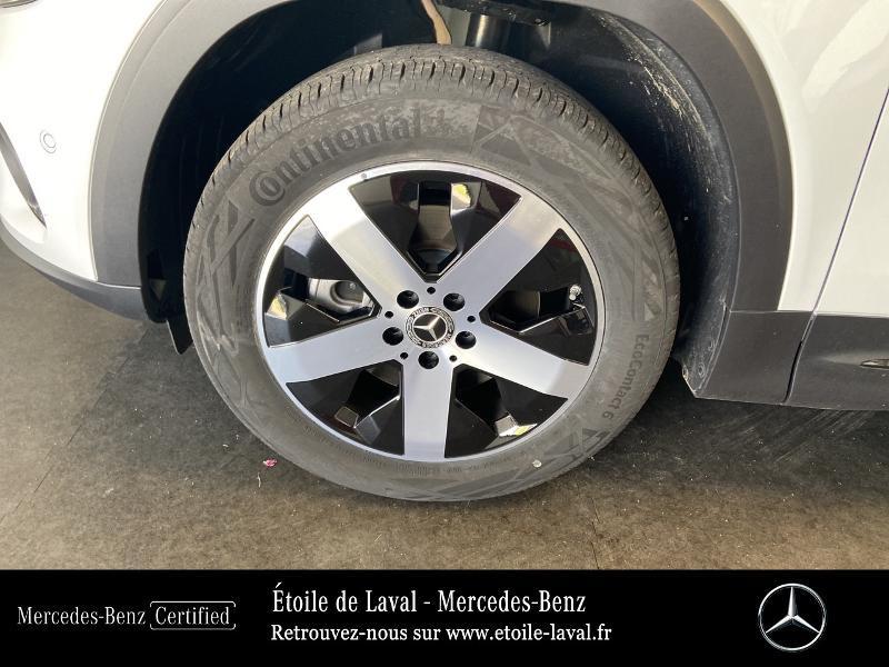 Mercedes GLB 200d 150ch Progressive Line 8G DCT Blanc occasion à BONCHAMP-LES-LAVAL - photo n°14