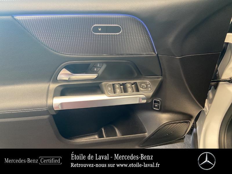 Mercedes GLB 200d 150ch Progressive Line 8G DCT Blanc occasion à BONCHAMP-LES-LAVAL - photo n°20