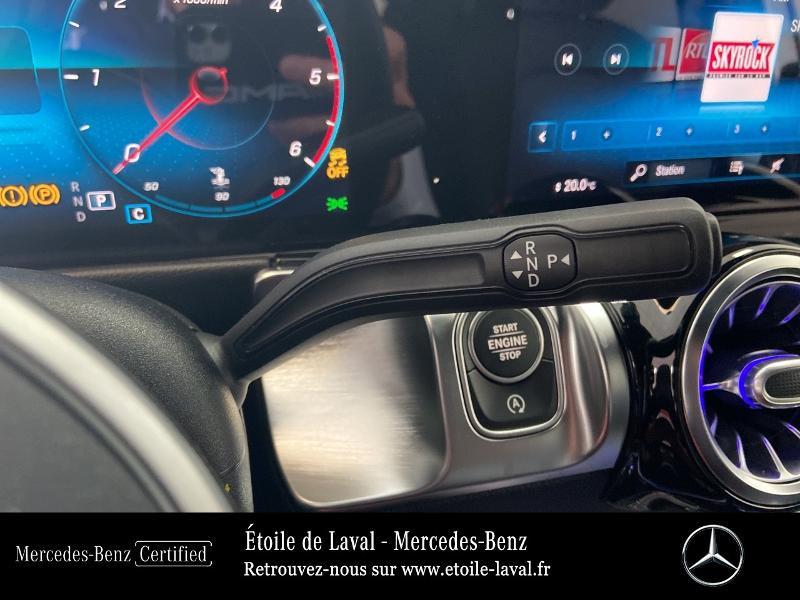 Mercedes GLB 200d 150ch Progressive Line 8G DCT Blanc occasion à BONCHAMP-LES-LAVAL - photo n°10