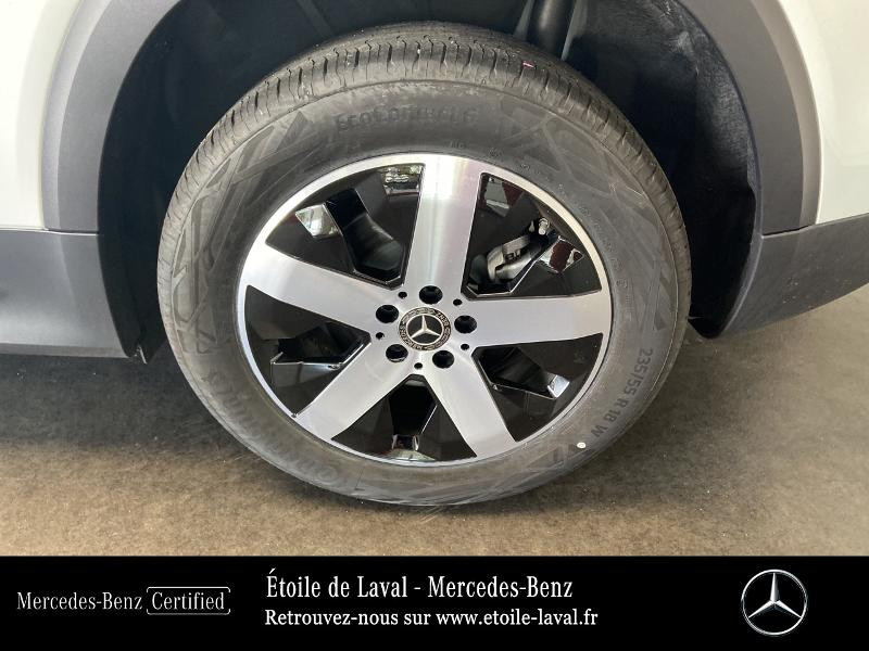 Mercedes GLB 200d 150ch Progressive Line 8G DCT Blanc occasion à BONCHAMP-LES-LAVAL - photo n°13