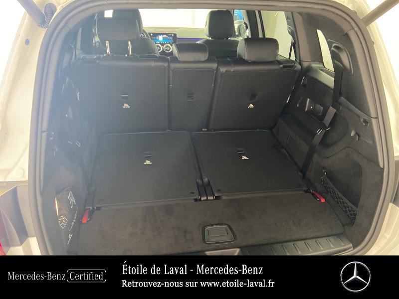 Mercedes GLB 200d 150ch Progressive Line 8G DCT Blanc occasion à BONCHAMP-LES-LAVAL - photo n°12
