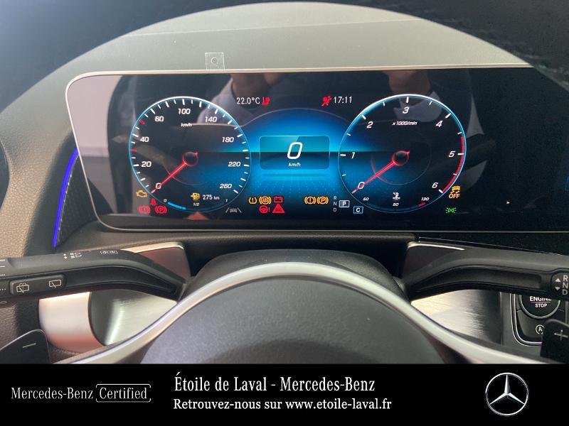 Mercedes GLB 200d 150ch Progressive Line 8G DCT Blanc occasion à BONCHAMP-LES-LAVAL - photo n°9