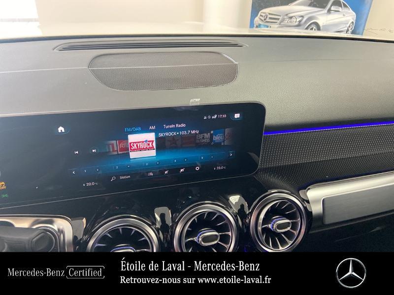Mercedes GLB 200d 150ch Progressive Line 8G DCT Blanc occasion à BONCHAMP-LES-LAVAL - photo n°8