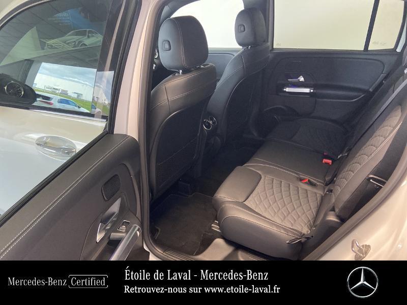Mercedes GLB 200d 150ch Progressive Line 8G DCT Blanc occasion à BONCHAMP-LES-LAVAL - photo n°11