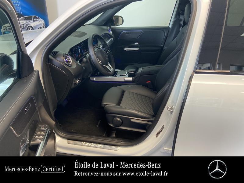 Mercedes GLB 200d 150ch Progressive Line 8G DCT Blanc occasion à BONCHAMP-LES-LAVAL - photo n°4